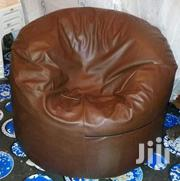 Leather Medium Size Adult Bean Bag Chairs | Furniture for sale in Central Region, Kampala