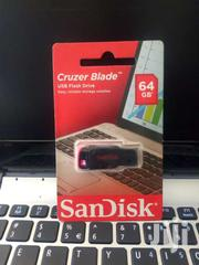 Sandisk USB Flash Drive 64gb | Clothing Accessories for sale in Central Region, Kampala