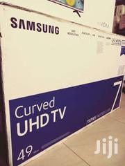 Brand New Samsung 49inches Smart Curved | TV & DVD Equipment for sale in Central Region, Kampala