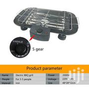 Portable Outdoor Smokeless Electric Barbecue Grill Pan Gas | Kitchen & Dining for sale in Central Region, Kampala