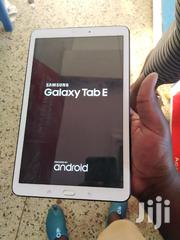 Samsung Galaxy Tab E 9.6 16 GB White | Tablets for sale in Central Region, Kampala