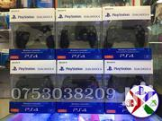 PS4 Slim Controllers New Boxed | Video Game Consoles for sale in Central Region, Kampala
