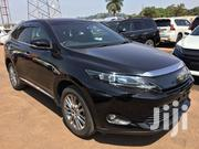 Toyota Harrier 2016 Black | Cars for sale in Central Region, Kampala