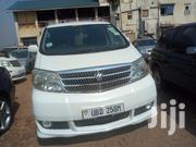 Toyota Alphard 2003 White | Cars for sale in Central Region, Kampala