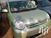 Toyota Sienta 2007 Green | Cars for sale in Central Region, Kampala