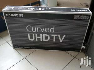 Samsung Curved 49 Inch TV