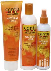Cantu Shea Butter For Natural Hair 3 Pcs Set | Hair Beauty for sale in Central Region, Kampala