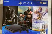 Ps4 Slim Brand New Plus Ganes | Video Game Consoles for sale in Eastern Region, Mbale