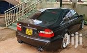 BMW 318i 2006 Black | Cars for sale in Central Region, Kampala