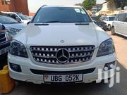 New Mercedes-Benz M Class 2009 White | Cars for sale in Central Region, Kampala