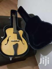 Hollow Body Archtop Epiphone-inspired Semi Acoustic Jazz Guitar | Musical Instruments & Gear for sale in Central Region, Kampala