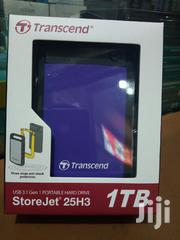 Transcend External Hard Drive 1TB | Computer Hardware for sale in Central Region, Kampala