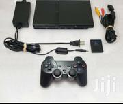 PS2 Chipped Console With 2 Controllers | Video Game Consoles for sale in Central Region, Kampala