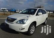 Toyota Harrier 2010 White | Cars for sale in Central Region, Kampala