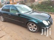 Mercedes-Benz E320 2003 Green | Cars for sale in Central Region, Kampala