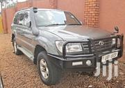 Toyota Land Cruiser 2002 Silver   Cars for sale in Central Region, Kampala