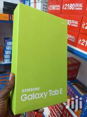 Samsung Galaxy Tab E 9.6inches Tablet Brand NEW & Sealed | Tablets for sale in Central Region, Kampala