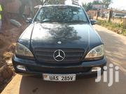 Mercedes-Benz M Class 2003 Blue | Cars for sale in Central Region, Kampala