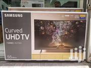 New 55inches Samsung UHD Smart Curved TV | TV & DVD Equipment for sale in Central Region, Kampala