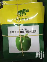 Green Pepper (California Wonder) 10g @5,000/=. | Automotive Services for sale in Central Region, Kampala