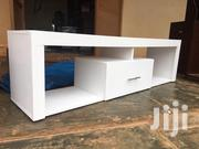 All White Lng Tv Stand | Furniture for sale in Central Region, Kampala