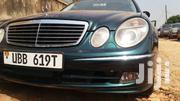 Mercedes-Benz E320 2003 Green   Cars for sale in Central Region, Kampala