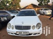 Mercedes-Benz E240 2003 White | Cars for sale in Central Region, Kampala