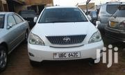 New Toyota Harrier 2004 White | Cars for sale in Central Region, Kampala