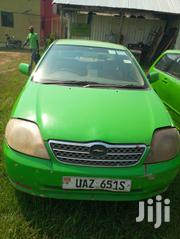 Toyota Corolla 2001 Green | Cars for sale in Central Region, Kampala