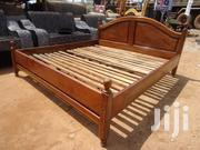 6*6 Bed Mahogany | Furniture for sale in Central Region, Kampala