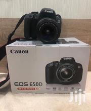 Canon Eos 650d | Photo & Video Cameras for sale in Eastern Region, Busia
