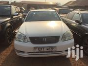 Toyota Mark II 2001 White   Cars for sale in Central Region, Kampala