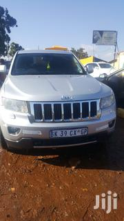 Jeep Grand Cherokee 2013 Limited 4X4 Silver | Cars for sale in Central Region, Kampala