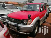 Toyota Land Cruiser Prado 1999 Red | Cars for sale in Central Region, Kampala