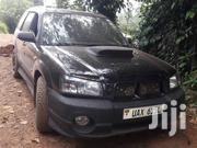 Subaru Forester 2002 Black | Cars for sale in Central Region, Kampala