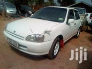 Toyota Starlet 1998 White | Cars for sale in Central Region, Kampala