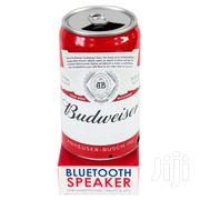Budwiser Bluetooth Speaker Protable - Red | Audio & Music Equipment for sale in Central Region, Kampala