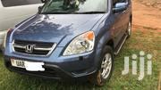 Honda CR-V 2003 2.0i ES Blue | Cars for sale in Central Region, Kampala