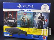 Ps4 Slim Brand New With 3 Games | Video Game Consoles for sale in Central Region, Kampala