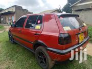 Volkswagen Golf 1997 1.8 Red | Cars for sale in Central Region, Kampala