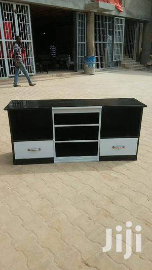 T.V Stand Black And White Color
