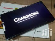 Changchong Flat Screen Tv 40 Inches | TV & DVD Equipment for sale in Central Region, Kampala