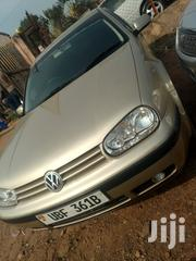 Volkswagen Golf 2000 Gold | Cars for sale in Central Region, Kampala