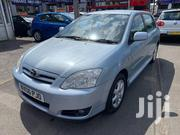 Toyota Corolla 2006 1.4 VVT-i Blue   Cars for sale in Central Region, Kampala