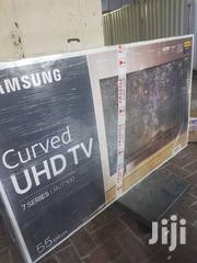 Samsung Smart Curved UHD TV 7 Series Tv 55 Inches | TV & DVD Equipment for sale in Central Region, Kampala