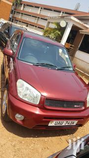 Toyota RAV4 2005 Red | Cars for sale in Central Region, Kampala