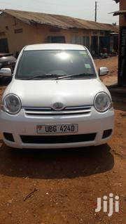 Toyota Sienta 2008 White | Cars for sale in Central Region, Kampala
