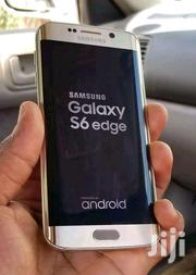 Samsung Galaxy S6 edge 32 GB Silver   Mobile Phones for sale in Central Region, Kampala