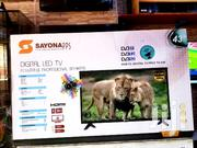 Sayonnapps Digital Satellite Flat Screen TV 43 Inches | TV & DVD Equipment for sale in Central Region, Kampala