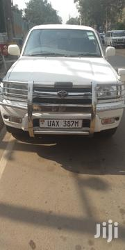 Toyota Surf 2001 White | Cars for sale in Central Region, Kampala
